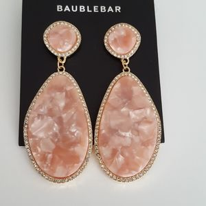 BaubleBar NWT earrings
